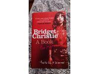 Bridget Christie a book for her