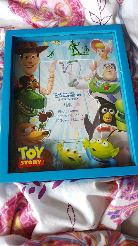 Disney toy story picture frame | in Hethersett, Norfolk | Gumtree