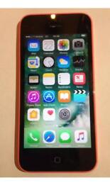 IPhone 5c 8gb Locked. Good condition