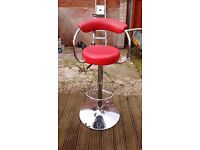 Hight adjustable IKEA swivel stool