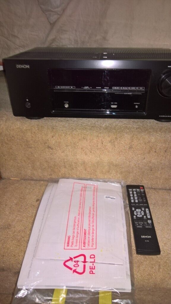Denon Surround sound amplifier AVR X500 | in Stoke-on-Trent, Staffordshire  | Gumtree