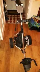 Pro Rider golf cart
