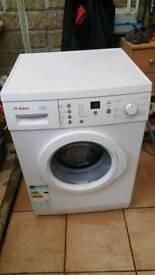 Bosch WAE24368GB - 1200 spin 7kg Washing Machine with instructions