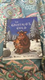 Julia Donaldsons Gruffalo's child book.