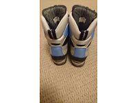 Scarpa Charmoz Pro GTX boots, women's B2 mountaineering, size UK 4