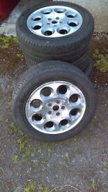 Alfa Romeo alloys
