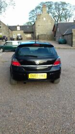 07 Vauxhall Astra 1.9 CDTI for sale