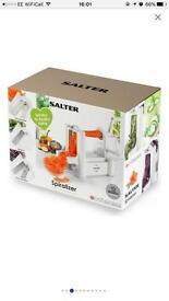 Salter Spiralizer Brand New In Box
