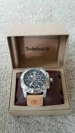 Timberland Men's Designer Watch - Brand New / Never Worn