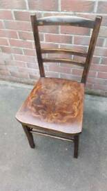 Antique small chair