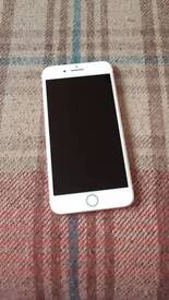 Iphone 7 plus - rose gold - 256gb - boxed 6 months old