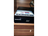Samsung 3D blu-ray Home cinema system