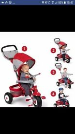 Radio flyer trike 4 in 1