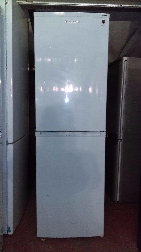LEC Frost free fridge freezer