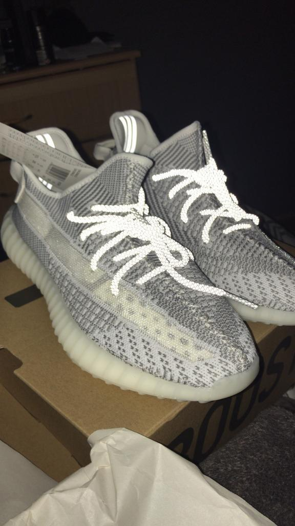 more photos 17f3b 30344 Yeezy 350 boost v2 static (non-reflective) | in Bridge of Don, Aberdeen |  Gumtree