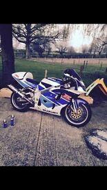 suzuki srad 750cc