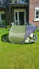 Gelert 3 man easy pitch tent