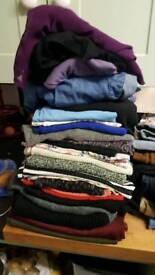 Job lot of women's suits/clothes/pjs