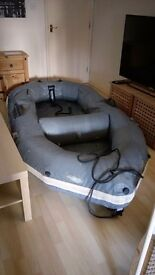 Avon inflatable dinghy (with seat only)
