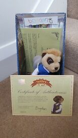 Compare the Meerkat Bogdan collectable
