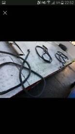 Ford transit mrk 6 van door rubber seals