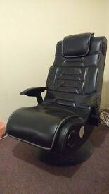 Gaming Chair X Rocker Second Hand