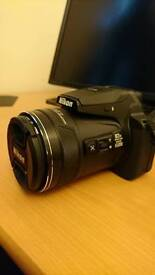 Nikon p900 83x optical zoom camera