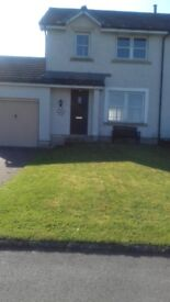 3 x Bedroom Semi Detached Fully Furnished House