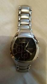 Beautiful man's watch.