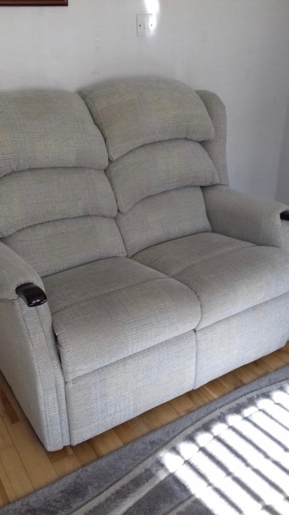 High Seat Sofa 2 Chairs From Chants