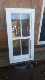 Brand new pvc sash window 4ftx2ft £140 nearest offer paid £240 2months ago project fell through!