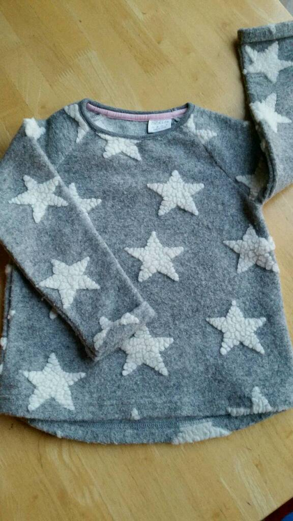 Baby girl jumper age 3-4