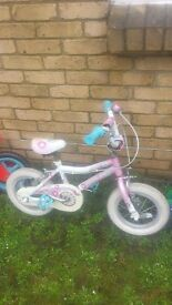 Girls Bicycle 12""