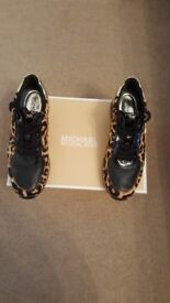 Michael Kors trainers size 5 brand new