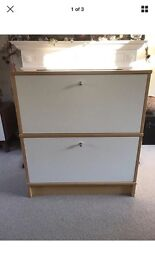 Filing storage unit excellent condition for study or office