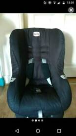 Group 1 britax eclipse car seat.