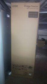 LOGIK Fridge freezer slightly marked Ex display