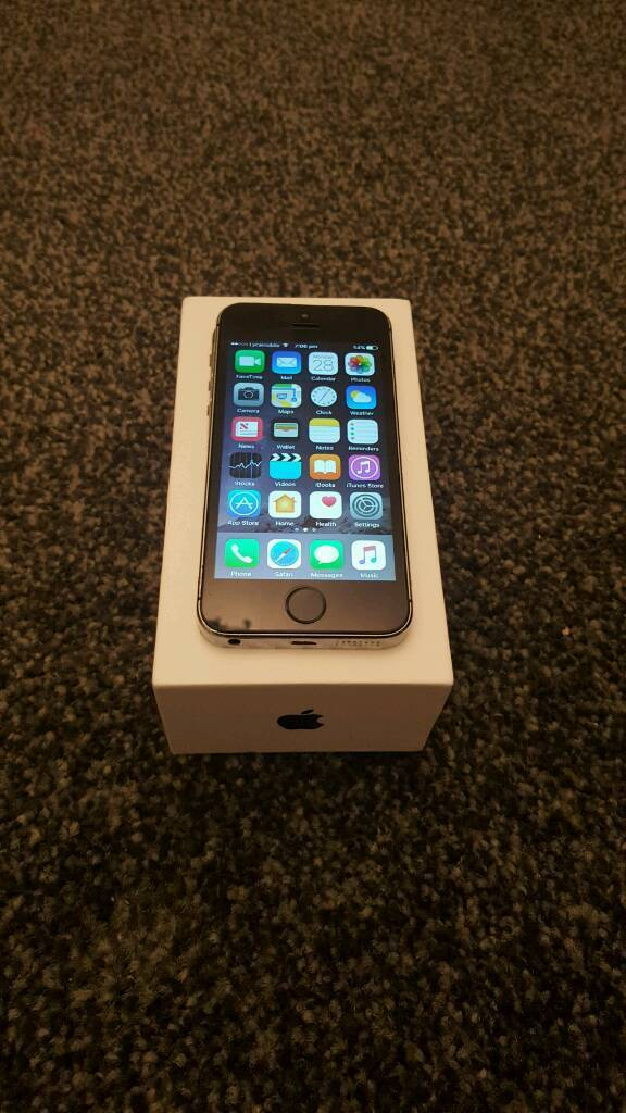 iphone 5s black and silver unlockedin Small Heath, West MidlandsGumtree - iphone 5s black and silver. Its unlocked to all networks. 16gb. Its in good condition. Comes with box and charger