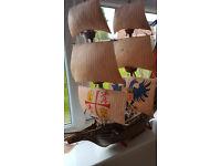 "Ship ""Spanish Galleon"" - Plastic model"