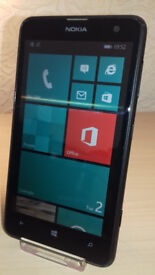 Nokia Lumia 625 - EE - Good Condition + Charger