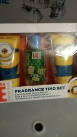 Fragrance set