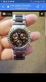 I am selling 4 branded watches