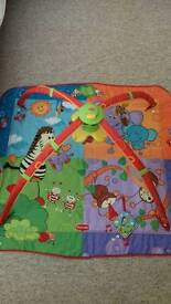 Tiny love musical playmat