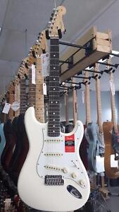 Stratocaster American Professional Rosewood Olympic White Fender