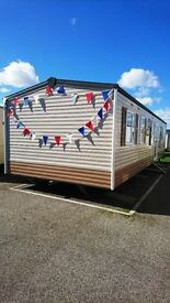 Cheap static caravan in Clacton Essex. Cosalt Eclipse. Seawick & St Osyth Beach Parks. Pool, Fishing
