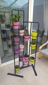 Multiple Indoor Plant Holder
