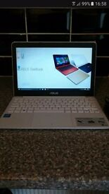 Laptop barely used
