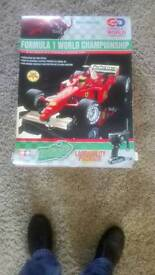 Formula 1 world championship 1/8 remote control car