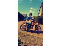 Ktm 250sx. Yz also for sale