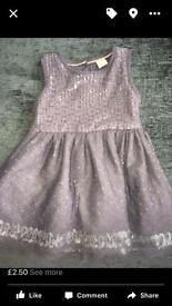 TU 9-12 months dress